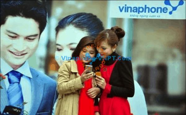 VinaPhone gọi miễn phí 10 phút 3 mạng