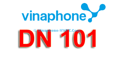 Gói cước Vinaphone trả sau DN-101