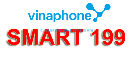 Gói cước Vinaphone trả sau Smart 199