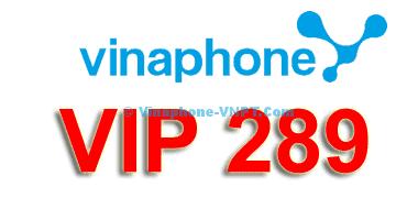 Gói cước Vinaphone trả sau VIP 289