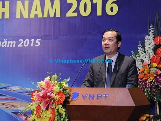 Ông Phạm Đức Long, Tổng giám đốc VNPT