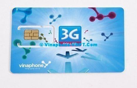 Vinaphone 3G trả sau