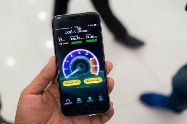 Thử nghiệm VinaPhone 4G LTE