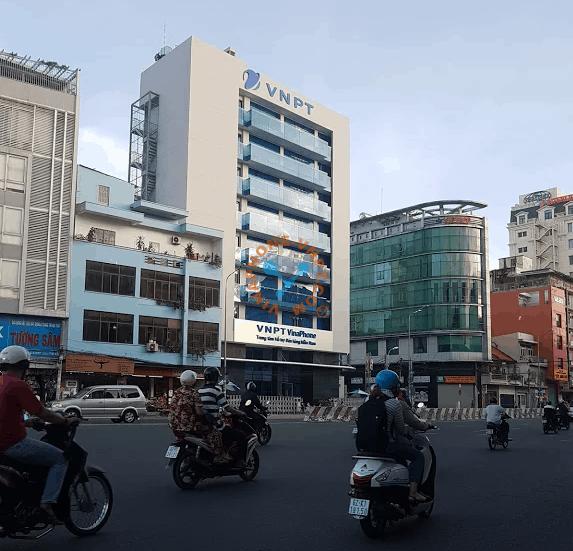 VinaPhone Quận 1 khai trương điểm giao dịch Điện Biên Phủ