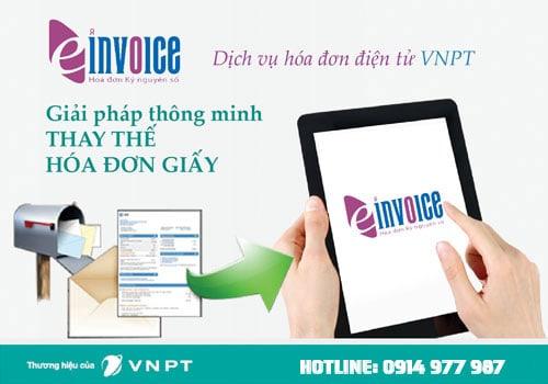 Dịch vụ hoá đơn điện tử VNPT