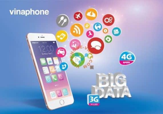 Gói cước Big Data VinaPhone