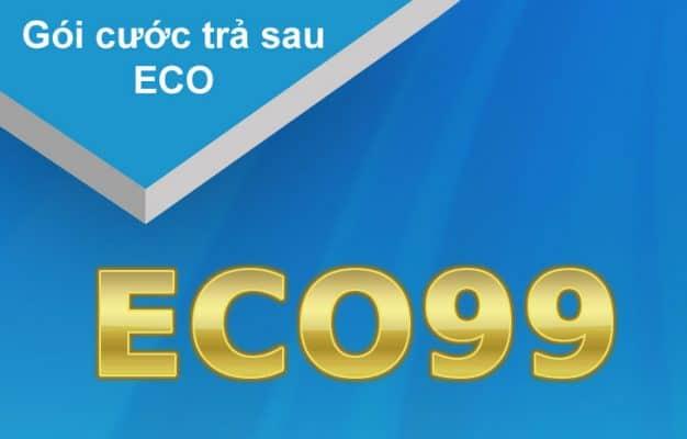 ECO99 Gói cước VinaPhone trả sau gọi tất cả các mạng