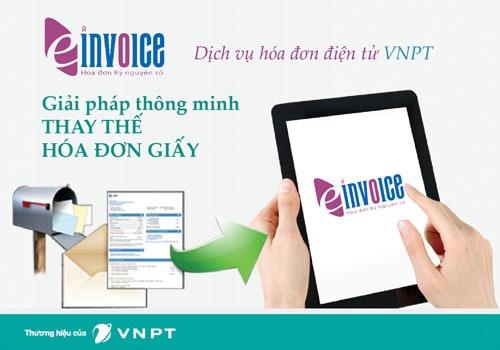 Hoá đơn điện tử VNPT