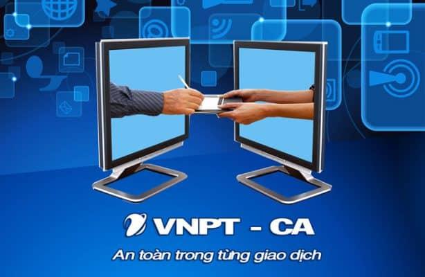 Chữ ký số VNPT-CA